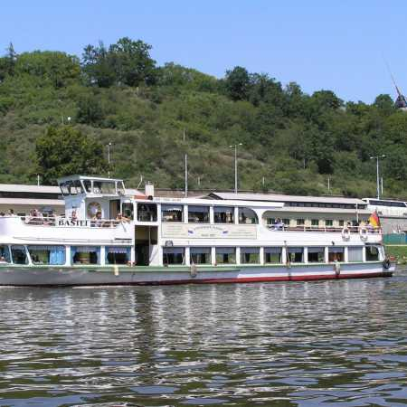 Loď Bastei