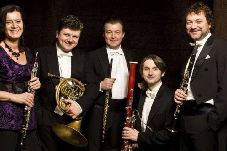 Filharmonici na pokračování: Afflatus Quintet