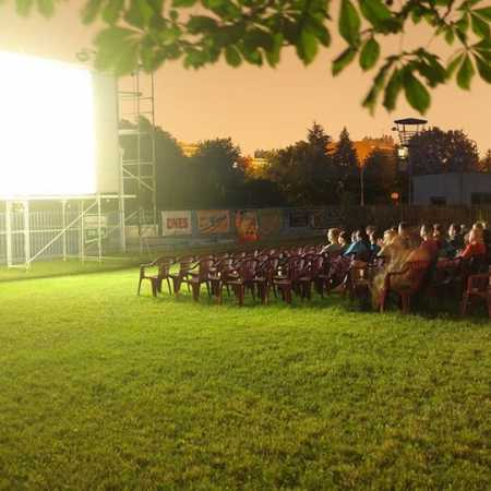 Na Dobráku Open Air Cinema