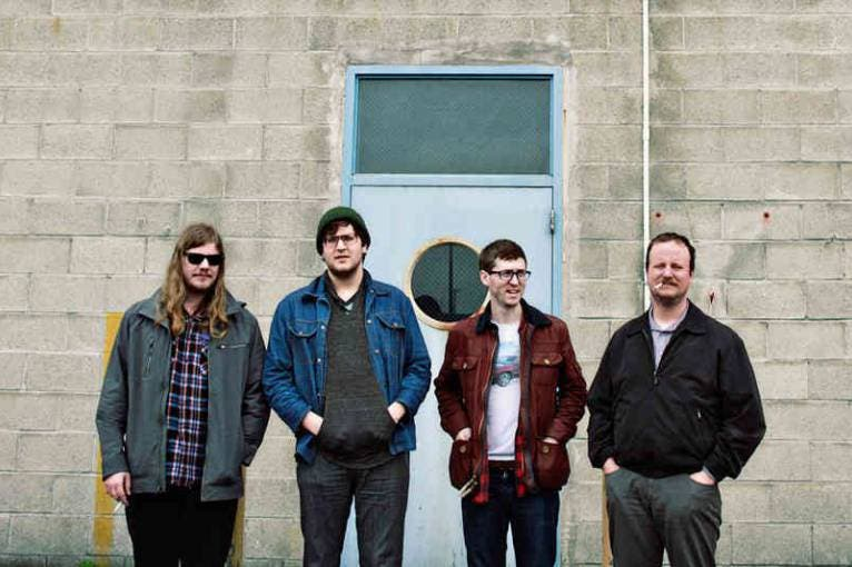 Protomartyr + special guest: Qui
