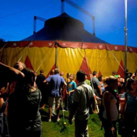 Letna Park: Cirque