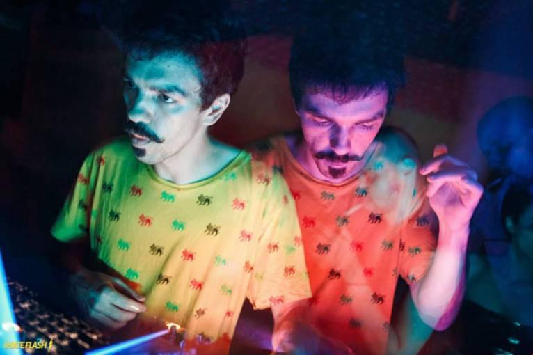 Prague Pride 2014: Myriorama Vol. 8: Voodoohop + V! (Oozlum) + DJ Ananas + more