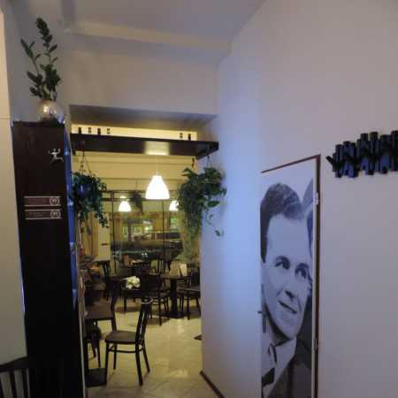 Pitomá kavárna – Vršovice