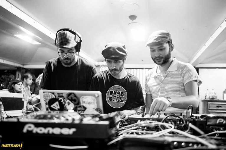 Manie Gang + Swingang DJs