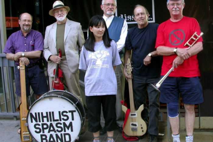 Stimul Nights: Nihilist Spasm Band + Bob Ostertag