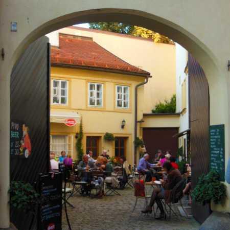 Kavárna Čas