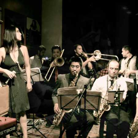 Santiago Downbeat Ska Jazz