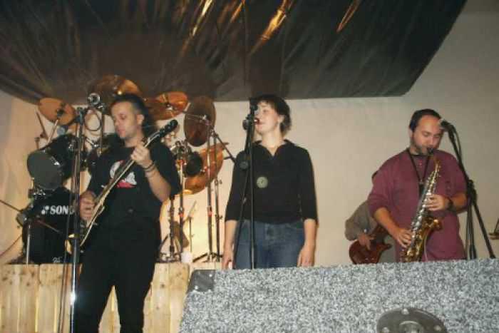 Memento Vitae + Geronimo + Blue Job Band
