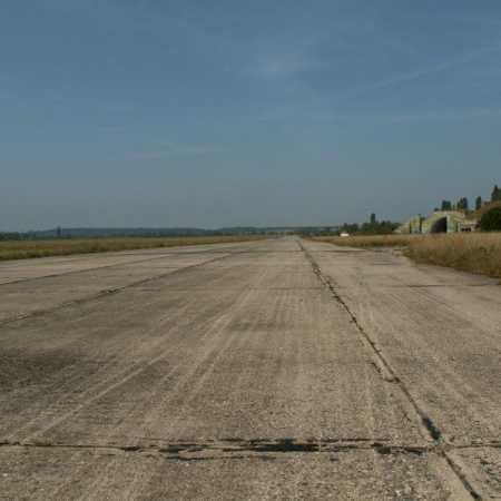 Letiště Boží Dar