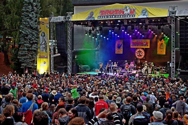 Trutnoff Open Air Festival 2015
