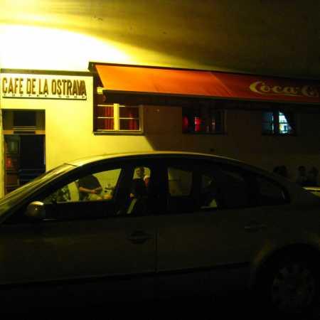 Cafe de la Ostrava