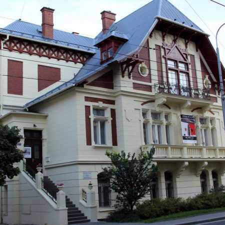 Výstavní síň Sokolská 26
