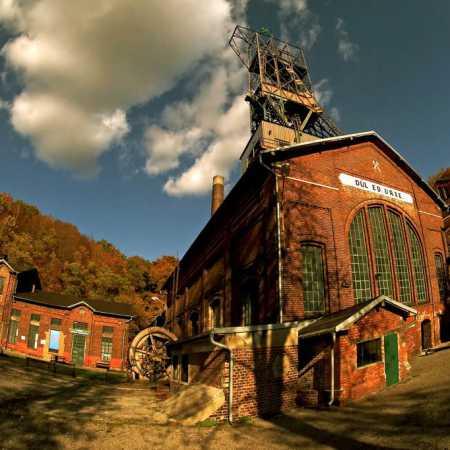 Landek park – hornické muzeum