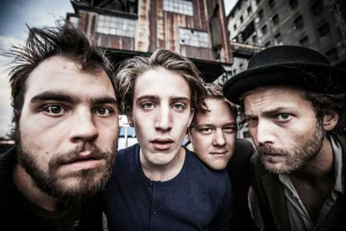 JazzFest Brno 2015: Kompost 3 + Gerald Clayton Trio