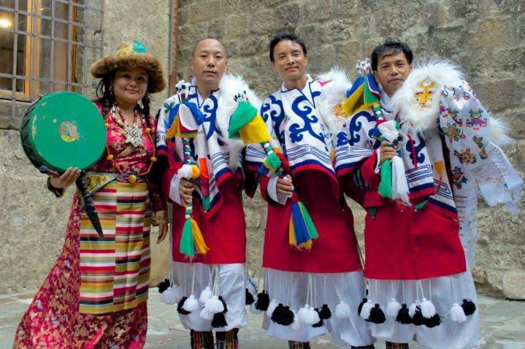 Losar 2145 – Oslavy tibetského Nového roku