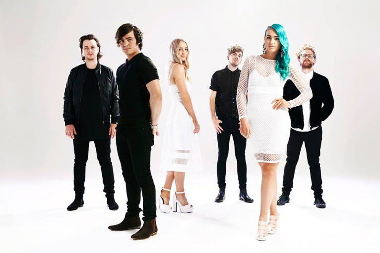 Sheppard + support: Money For Rope