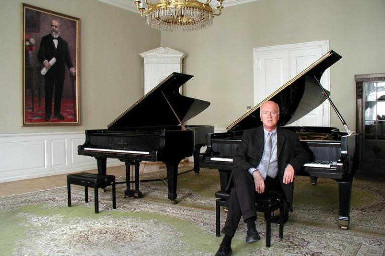 Boris Krajný – piano recital