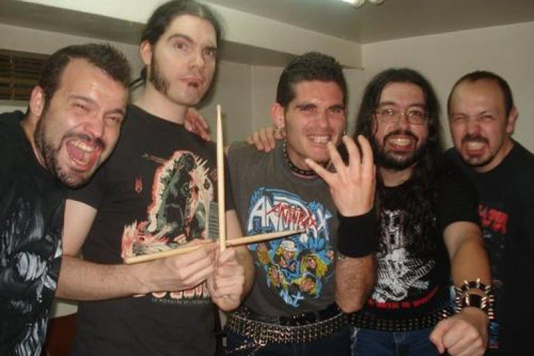 Agresiva + Crepuscolo + La Sangre + Mallephyr