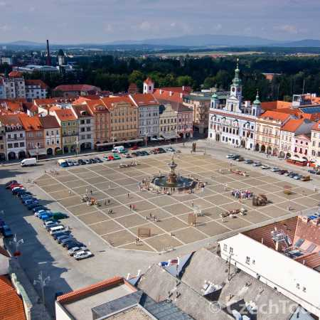 České Budějovice – various venues