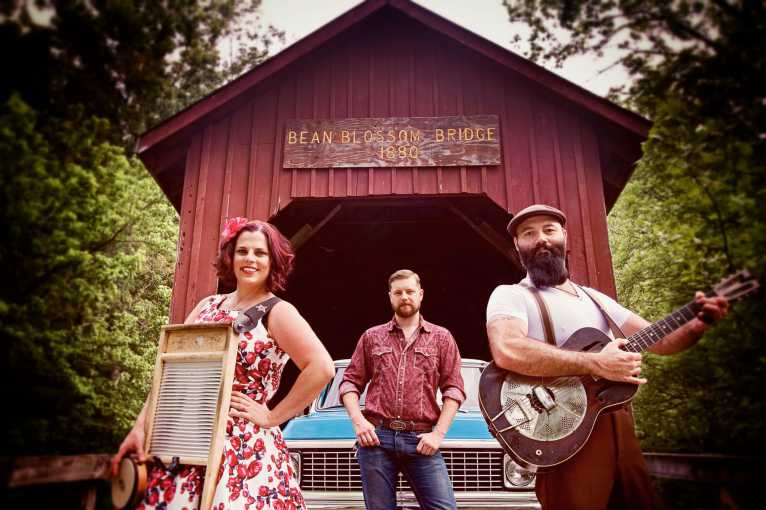 The Reverend Peyton's Big Damn Band + support: Tom Jegr & Gang