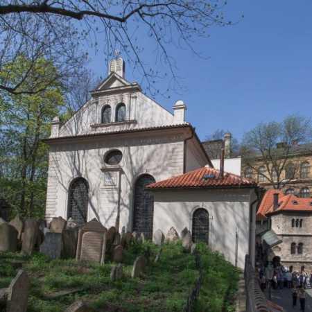 Židovské muzeum v Praze