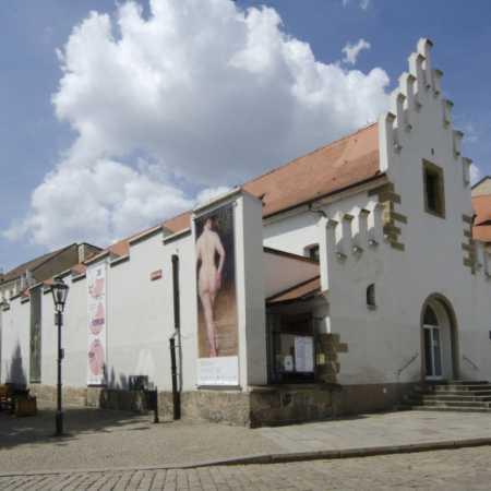 Exhibition hall Masné kramy
