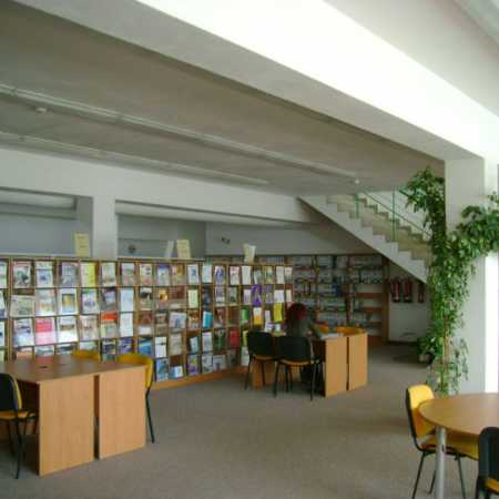 Knihovna Západočeské univerzity v Plzni
