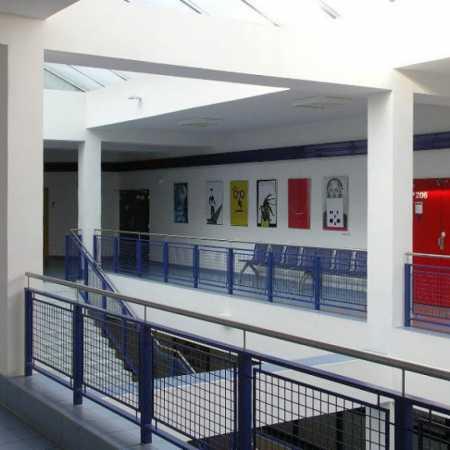 Galerie nad schody