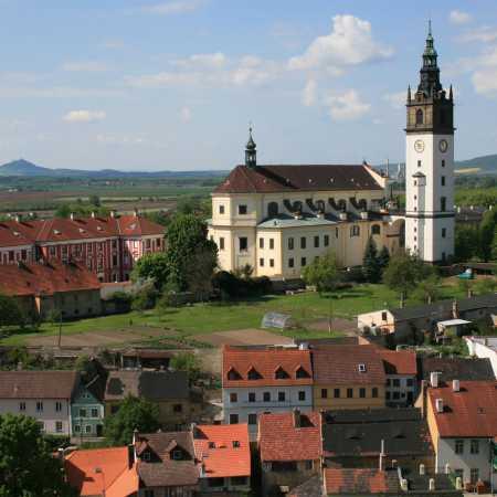 Leitmeritz – verschiedene Orte
