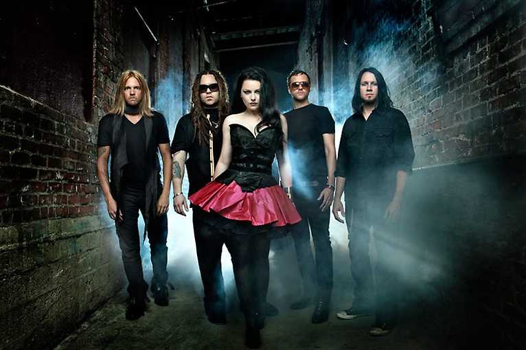 Worlds Collide Tour: Evanescence + Within Temptation