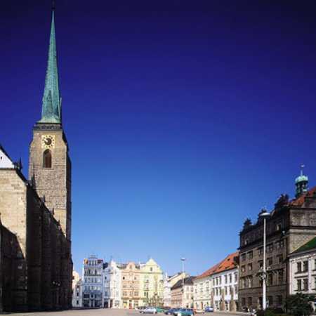 Plzeň – různá místa