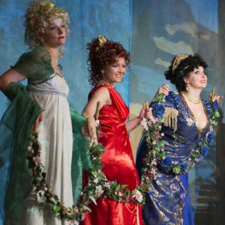 Pletky Straussovy operetky