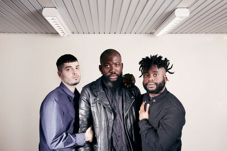 Young Fathers + support: WWWater