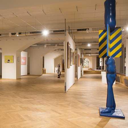 Galerie Lucerna – Prostor pro současné umění