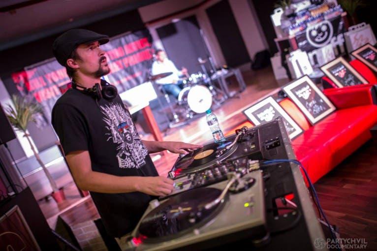 Boogie Night: DJ Cashmeer & Skywalker + MC Metoděj + Dozer