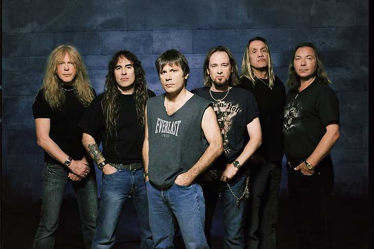 Iron Maiden + special guest: Airbourne + Lord Of The Lost
