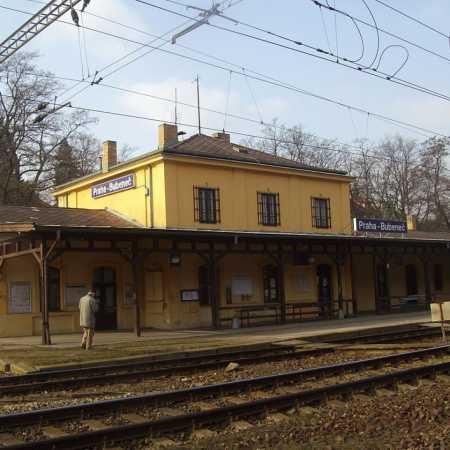 Nádraží Praha - Bubeneč