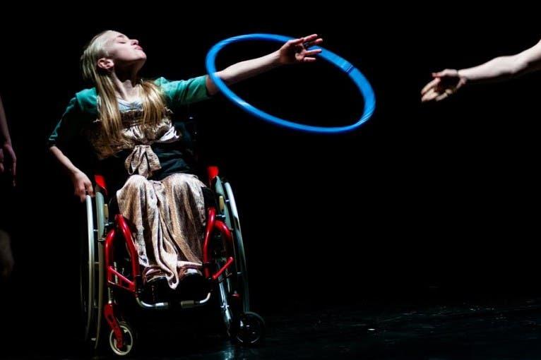 Tanec a handicap 2016