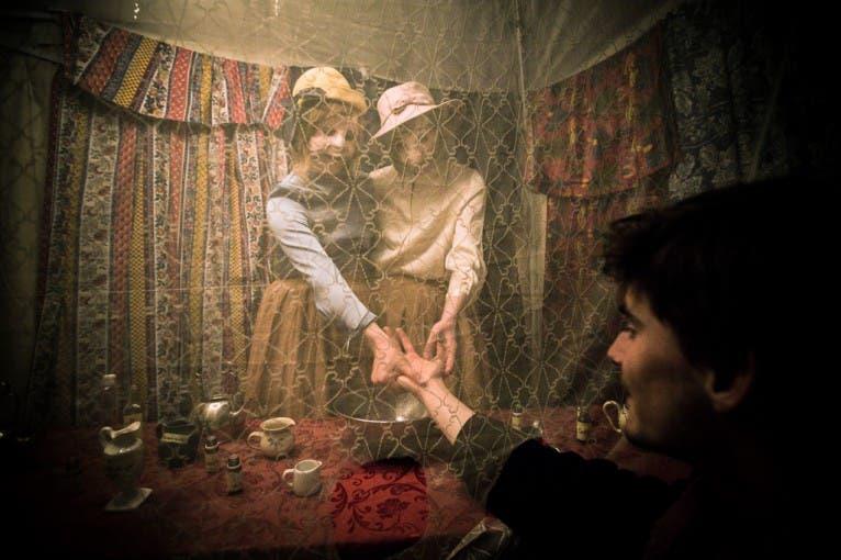 Jazmína Piktorová a Marie Svobodová: Tabernaculum