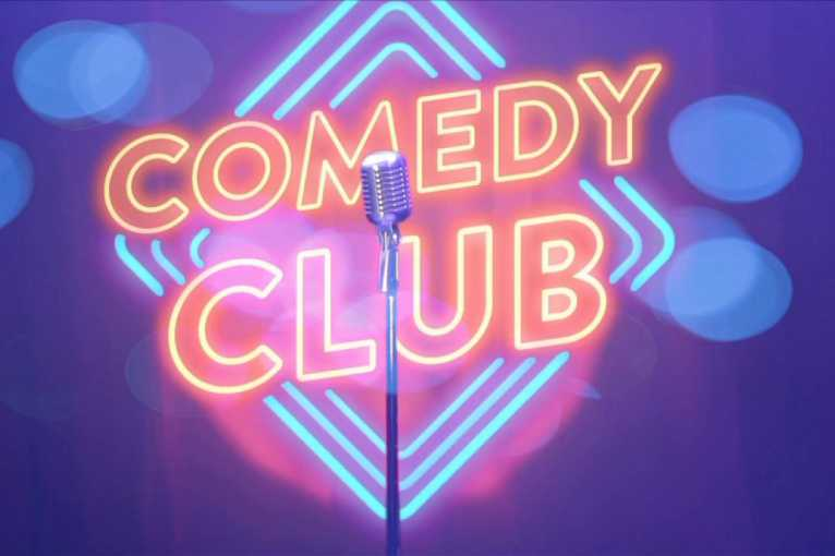Comedy Club – natáčení TV pořadu