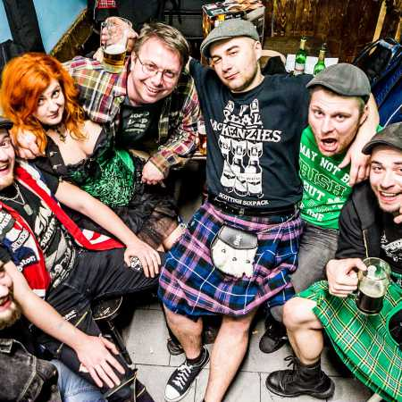 Pirates of the Pubs + Barbar Punk
