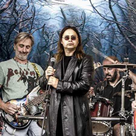 Ozzy Osbourne Czech Revival