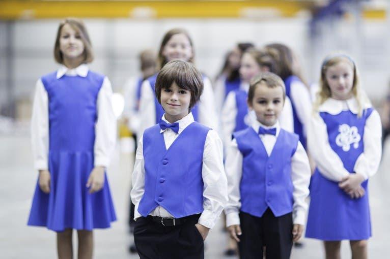 Kühnův dětský sbor – závěrečný koncert I
