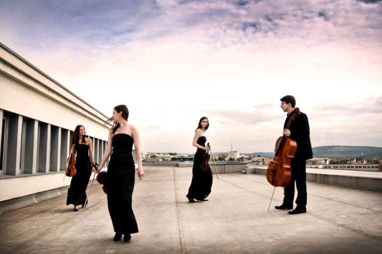 Concentus Moraviae: Korngold Quartet & Lucie Špičková & Renata Ardaševová