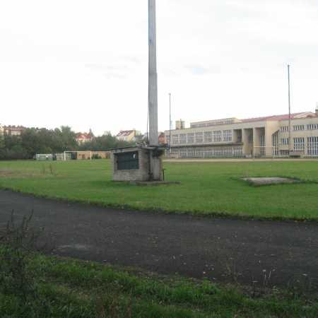 Atletický stadion v Riegrových sadech