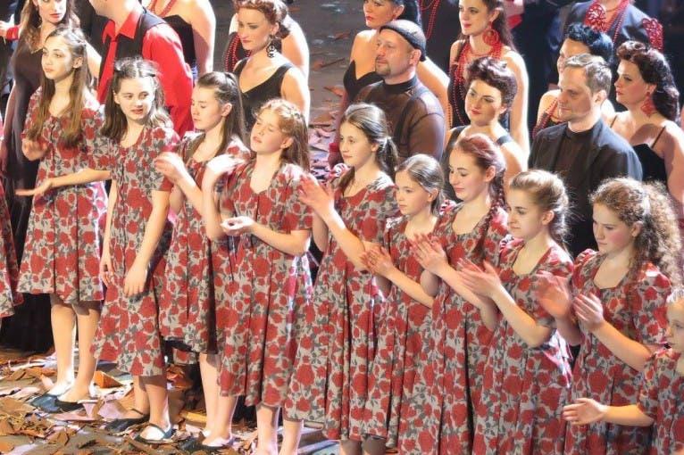 Sborový koncert: Dětský sbor Brno