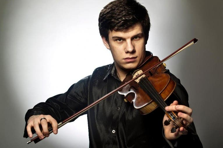 Jakub Hrůša & Jan Mráček &Česká filharmonie