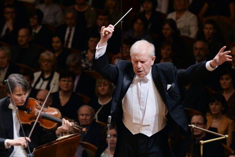 Česká filharmonie & Jiří Bělohlávek