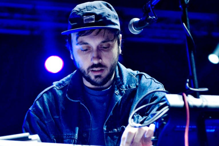 No Borders: John Talabot + Eva Porating + Fatty M