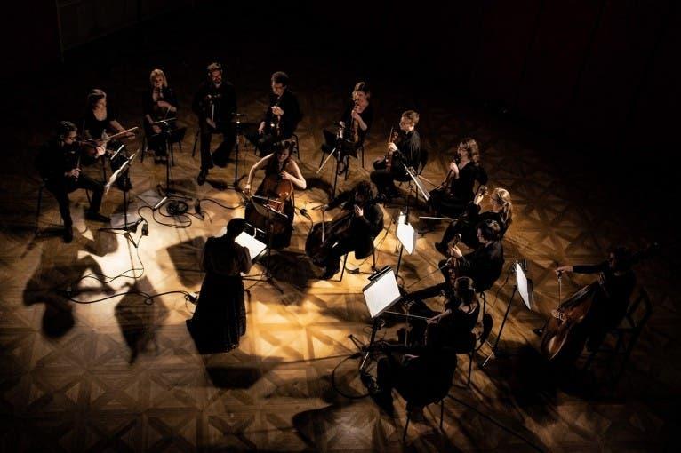 Šárka – koncertní uvedení